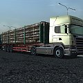 Jazda w VS Wit Trans. Czwartek. #ets #WitTrans #mercedes #actros #euro #truck #simulator