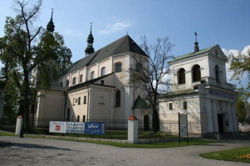 Łowicz - Bazylika Katedralna #Kościoły