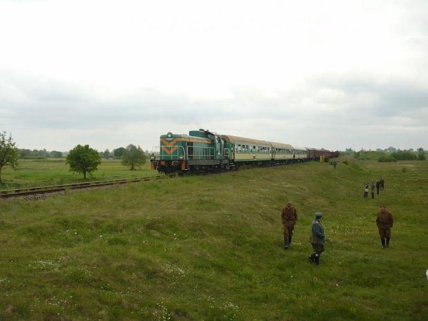 #pociąg #ITK #towos #fotostop #SM42 #lubelszczyzna