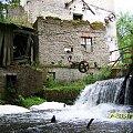 Ruiny nad Zbrzycą #młyn #ElektrowniaWodna #ruina