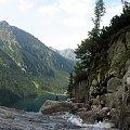 #natura #Tatry #CzarnyStaw #góry #urlop #turystyka