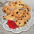 Mufinki biszkoptowe z czekoladą . Przepisy do zdjęć zawartych w albumie można odszukać na forum GarKulinar . Tu jest link http://garkulinar.jun.pl/index.php Zapraszam. #ciasto #mufinki #deser #słodkości #jedzenie #kulinaria #PrzepisyKulinarne