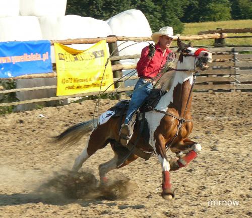 #rodeo #zawody #sport #człowiek #Zabrze #panasonic #KonieWest