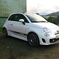 abarth 500 #abarth #auto #Fiat500 #fura #samochód #car #photo #image