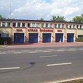 Budynek Straży Pożarnej-Warszawa- ul. Domaniewska #budynek #warszawa #widok