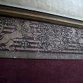 Na ścianie #fresk #ornament #wzór