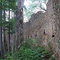 Zamek Bolczów. Rudawy Janowickie #Góry #rower #RudawyJanowickie #zamek #zamki #JanowiceWielkie #Bolczów #ZamekBolczów