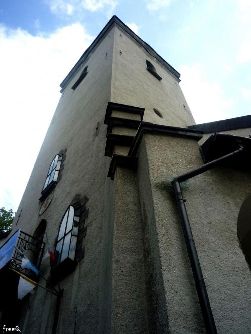 Sanktuarium w Ludźmierzu.