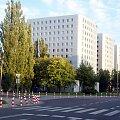 Mars ,Orion i Syriusz przy ul Postępu w Warszawie #architektura #budynki #warszawa