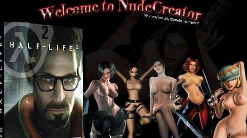 Half-Life All Version Nude Patch Compatibility: All episodes of HL