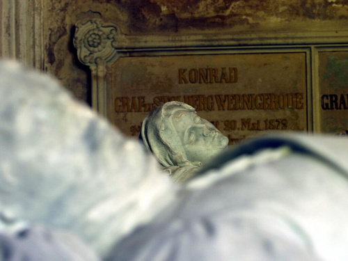 Drogosze - mauzoleum