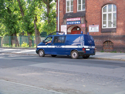 #policja #radiowóz
