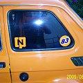 Fiat 126p Retro Tuning #Fiat126p #Retro #Tuning #Pomarańcza #MechanicznaPomarańcza #Kaszlak #Malacz #Malar #Freeman1982