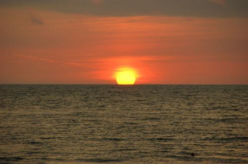 #łeba #ZachódSłońca