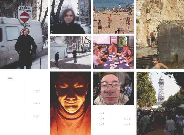 Stronice, obrazki - książka o błędach fotograficznych