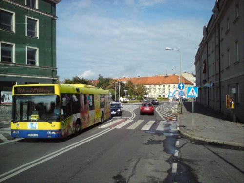 Volvo B10L-SN12, 129 w Kaliszu #Kalisz