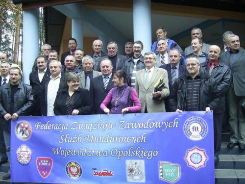 Spotkanie prezesów Federacji Polski południowo-wschodniej #Osoby #organizacje