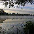 #krajobrazy #Narew #rzeki #spływy #świt