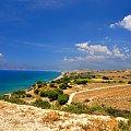 #Kreta #Matala #morze #góry