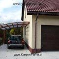 drewniana wiata garażowa samochodowa carport #WiataDrewniana #DrewnianaWiataGarażowa #WiataNaSamochód #WiataSamochodowa #WiatyGarażowe