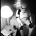 """""""Miałem przyjaciół na gwieździe śmierci..."""" #humor #samotny #klon #StarWars #GwiezdneWojny"""