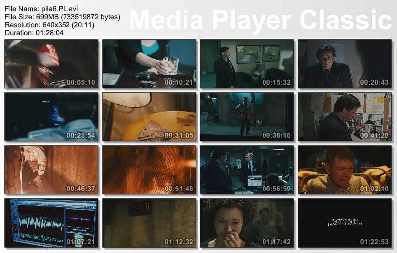 Piła VI / Saw VI (2009) DVDRip.XVID [Lektor PL]