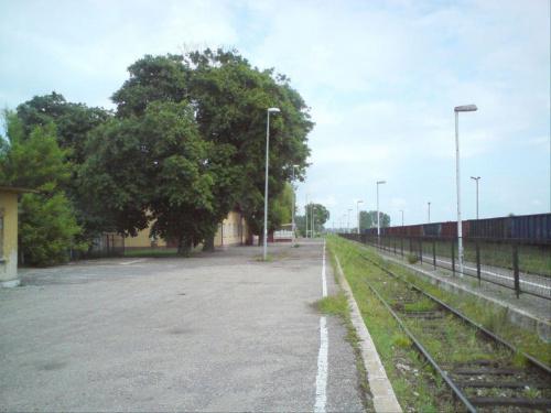 Stacja w Opocznie widok w kierunku Skarżyska. #PKP #Opoczno