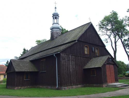 Kościeszki kościól św. Anny