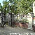 tabliczka na cmentarzu parafialnym w Szczucinie #Szczucin #CmentarzParafialnySzczucin #CmenatarzWSzczucinie #śmieszne #tabliczki