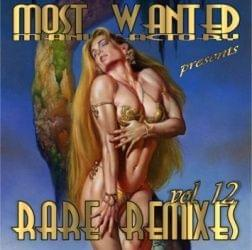 Most Wanted-Rare Remixes vol.12 (Disco Miracle)
