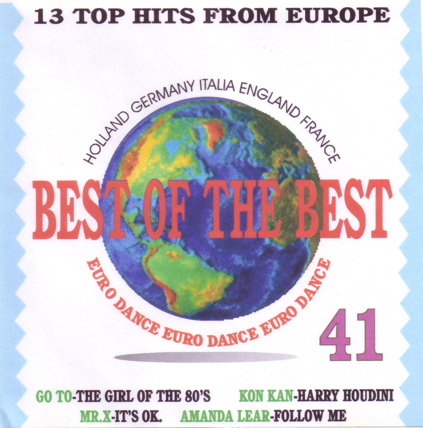 Best Of The Best vol.41