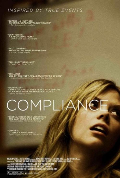 Compliance (2012) PLSUBBED.DVDRip.XviD-Zet / Napisy PL