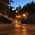 #NocneZdjęcia #Odra #Szczecin #SzczecinNocą #WałyChrobrego #WschódSłońca