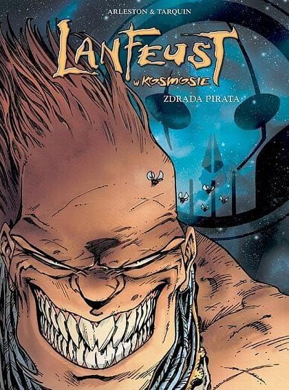 Lanfeust w kosmosie - 6 - Zdrada pirata