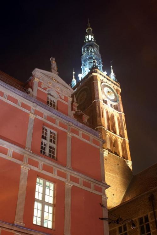 Gdańsk nocą #GdańskDenzingNocą