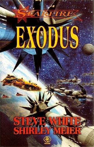 White Steve & Meier Shirley - Starfire 05 - Exodus