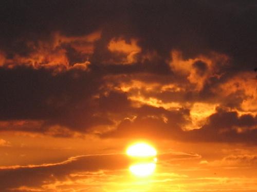 #słońce #niebo