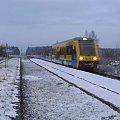 Karsin-ostatni pociąg z Kościerzyny do Czerska #Czersk #Karsin #pociąg