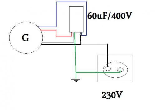 Agregat prądotwórczy Endress - jak podłączyć?