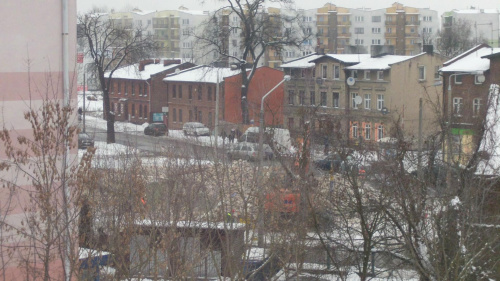 Sytuacja o 14.30 #budowa #toruń #TrasaŚrednicowa
