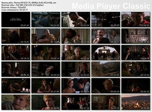 Rome / Rzym (2005) [SEZON 1] LEKTOR PL.BRRip.XviD.AC3-HQL
