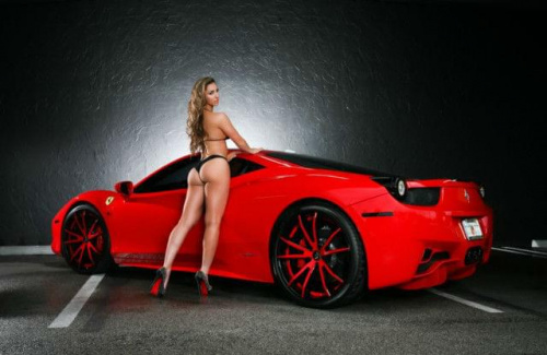Super Nice Cars and Sexy Girls 2013 HD