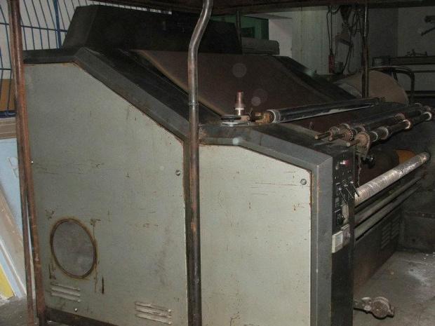Termokalander do druku transferowego Stork Boxmeer TC101