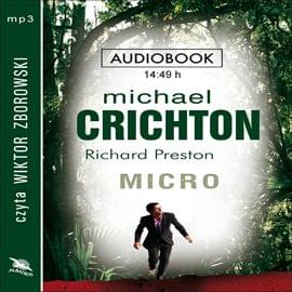 Crichton Michael - Micro [Audiobook Pl]