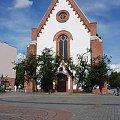 kościół św.Jakuba na rynku #miasto #Racibórz #kościół