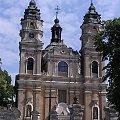 Kościół parafialny p.w. św. Ludwika i Klasztor Paulinów we Włodawie #Polesie