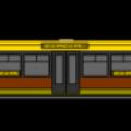 I następny trampek. Szybki na przedmieścia :) #tramwaj #tram #przedmieścia #miniatura #szybki